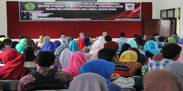 Sosialisasi Kelas Mandarin Bersama ITCC Surabaya