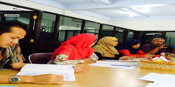 Koordinasi Internal PPA (Pusat Pengembangan Akuntansi) dan PPM (Pusat Pengembangan Manajemen)