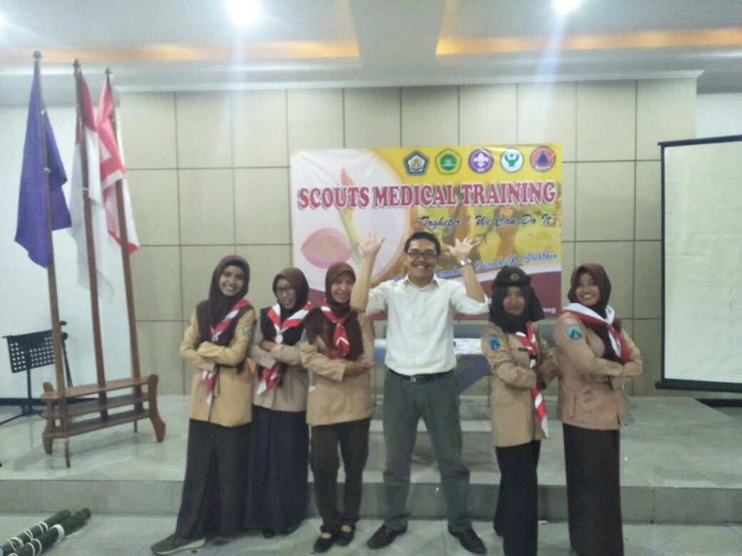 SCOUTS MEDICAL TRAINING