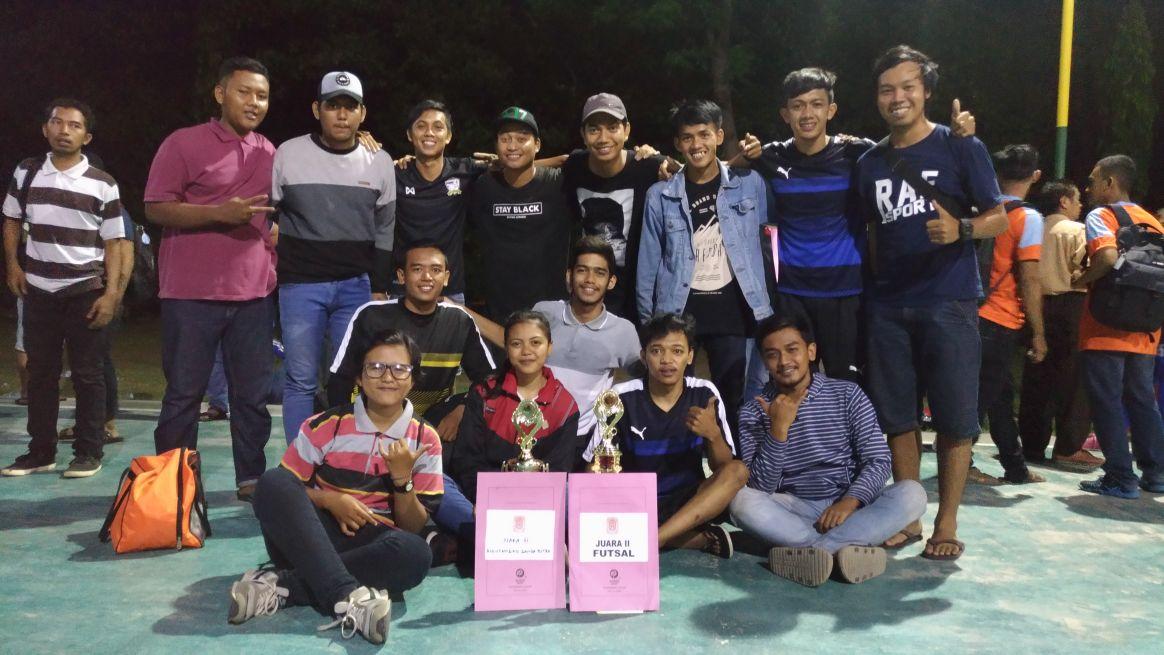 BAPOMI CUP VIII TAHUN 2017