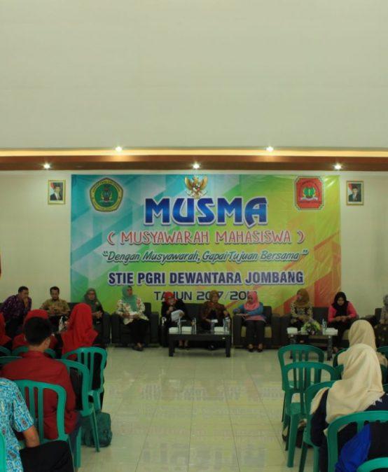 MUSYAWARAH MAHASISWA 2017