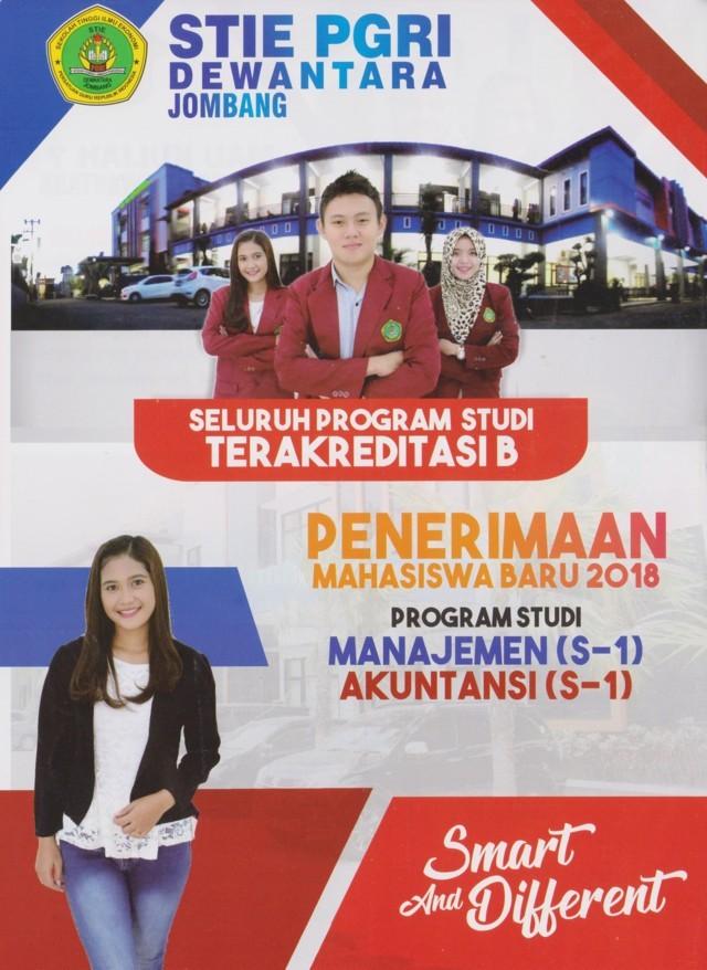 Informasi Pendaftaran Mahasiswa Baru Tahun Akademik 2018-2019