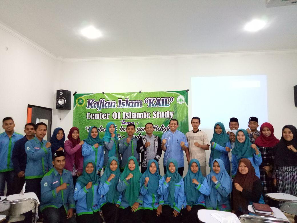 CENTER OF ISLAMIC STUDI (COIS) SUKSES MENGELAR KAJIAN ISLAM KE-4