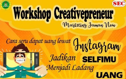 Workshop Creativepreneur