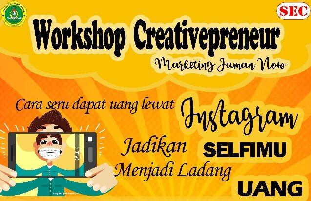 Workshop Creativepreneur