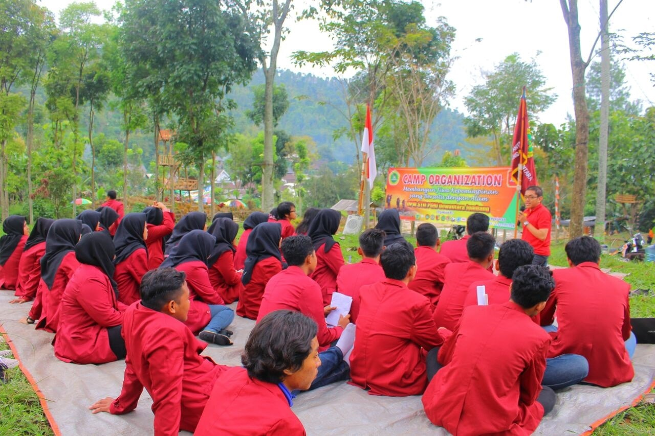 DPM SUKSES MENGADAKAN CAMP ORGANIZATION 2018