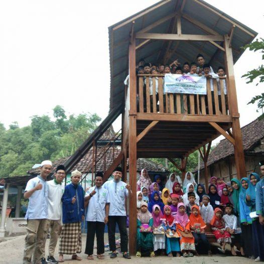 KAMPUNG CERIA RAMADHAN BERSAMA COIS (CENTER OF ISLAMIC STUDY) STIE PGRI DEWANTARA JOMBANG