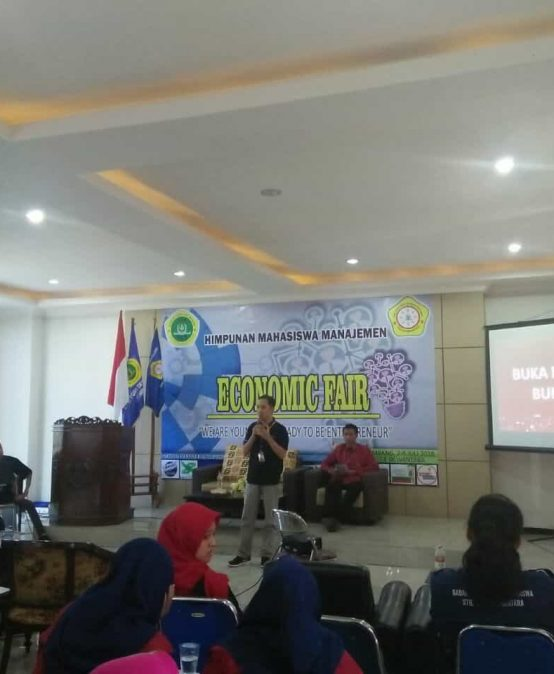 HIMAJE GELAR ECONOMIC FAIR 2018