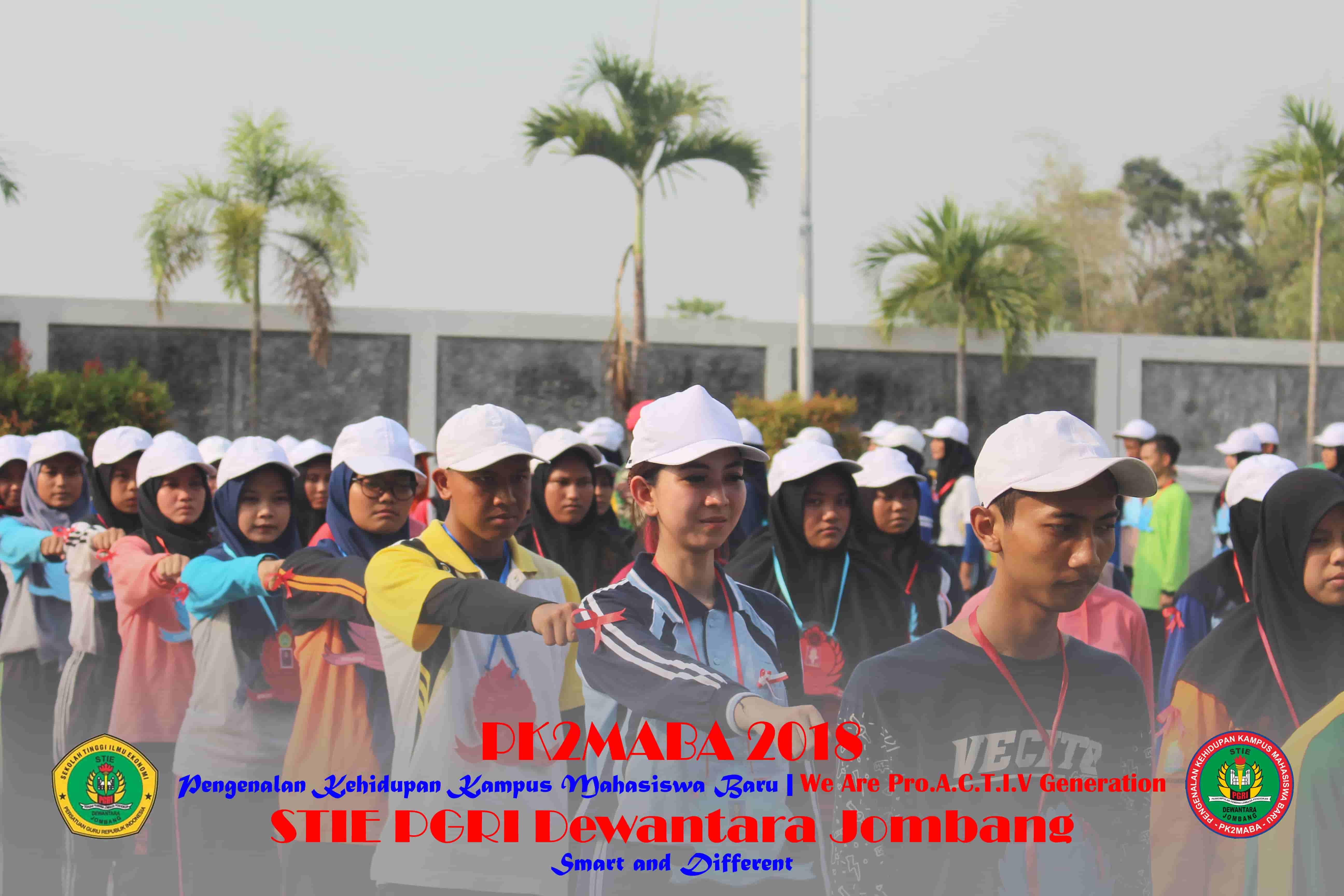 PENGENALAN KEHIDUPAN KAMPUS MAHASISWA BARU (PK2MABA) ANGKATAN 2018/2019, RESMI DIMULAI