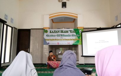 UKM COIS (CENTER OF ISLAMIC STUDY) GELAR KAJIAN ISLAM KE-2