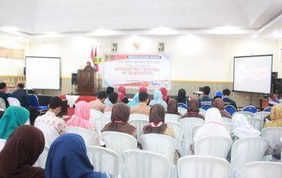 HIMAKU STIE PGRI DEWANTARA JOMBANG GELAR ACCOUNTING FESTIVAL OF DEWANTARA (ACFED) 2019