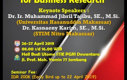 QUALITATIVE METHODOLOGY WORKSHOP FOR BUSINESS RESEARCH
