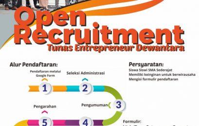 Tunas Entrepreneur Dewantara