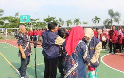 LP4M STIE PGRI DEWANTARA JOMBANG MEMBERANGKATKAN 341 PESERTA KKN SEMESTER GENAP TAHUN AKADEMIK  2019/2020