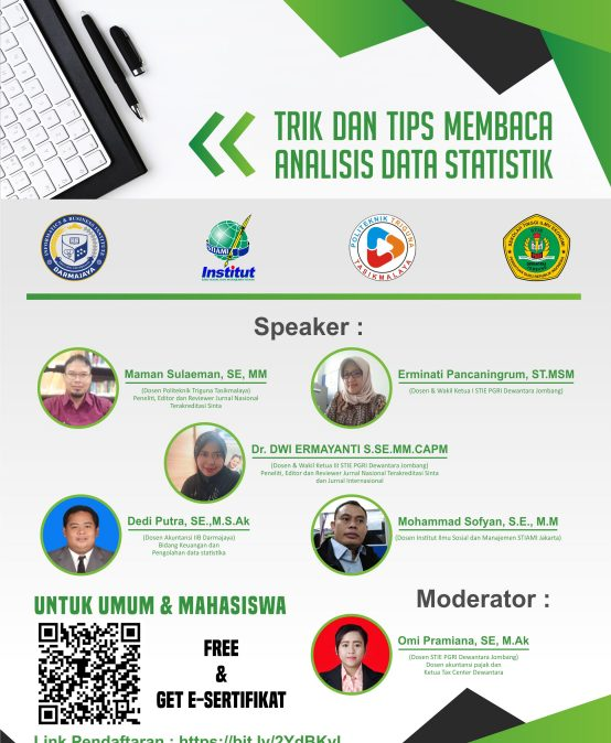 TRIK DAN TIPS MEMBACA ANALISIS DATA STATISTIK