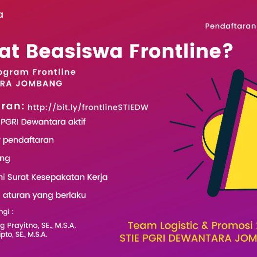 Beasiswa Frontline