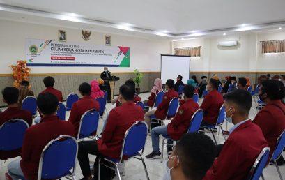 348 MAHASISWA KKN TEMATIK BUMDES PERIODE 2020/2021 STIE PGRI DEWANTARA JOMBANG DIBERANGKATKAN DARING